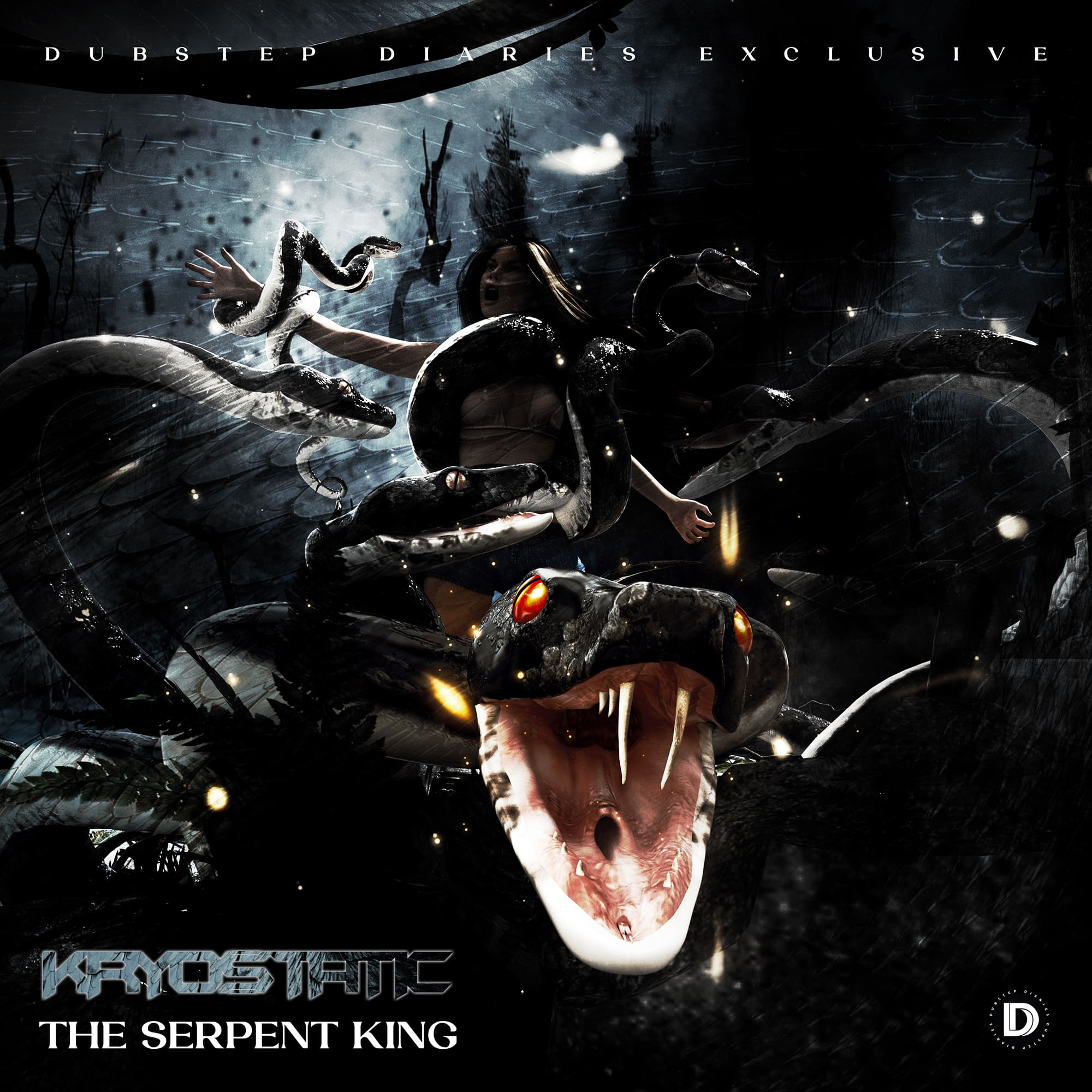 Kryostatic - The Serpent King EP